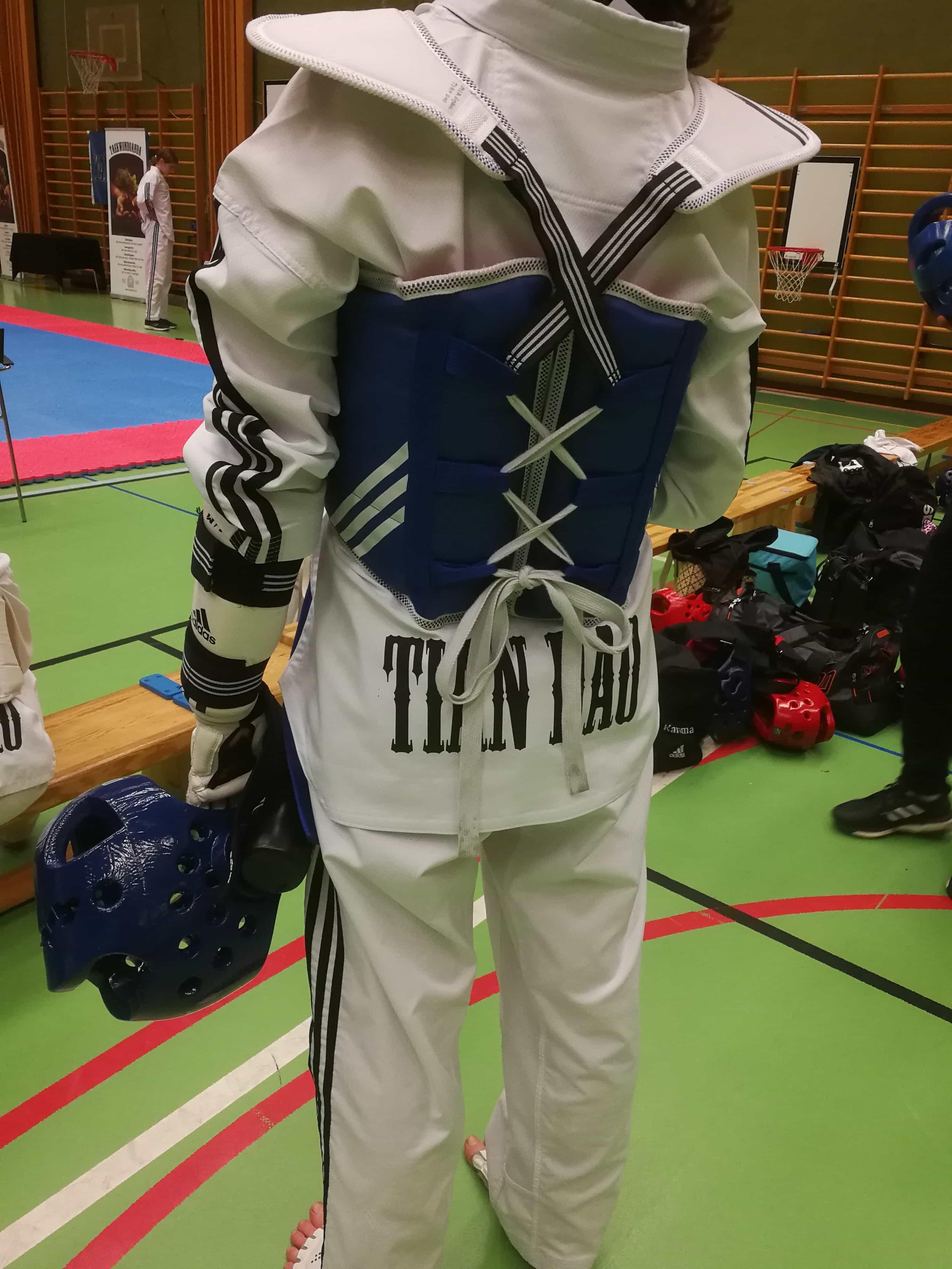 Tian Dao Klubbtävling 20171022