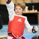 Taekwondo Tian Dao. Tävla.