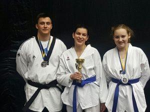 Helsingborg Open 2017 i Taekwondo.
