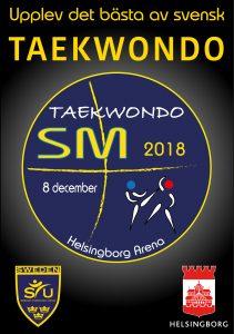SM i taekwondo 2018.